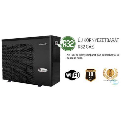 Inverter Plus medencefűtő hőszivattyú IPHCR 33