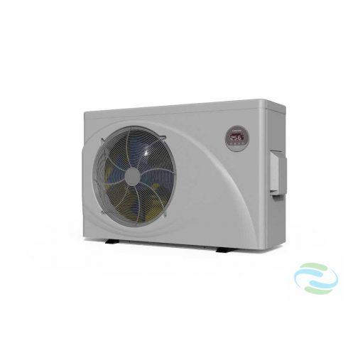 Microwell HP-1100Green Inverter Pro kompakt inverteres medence-hőszivattyú R32-es gázzal, 11Kw teljesítménnyel.