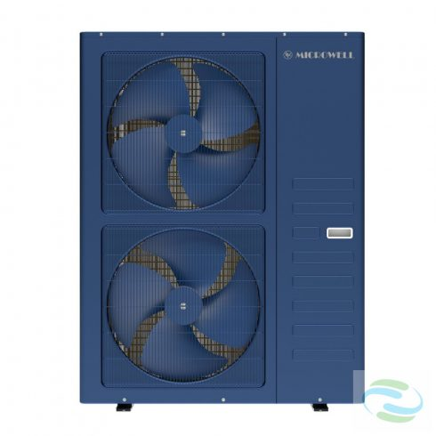 Microwell HP-2800Split Inventor levegő víz medence hőszivattyú
