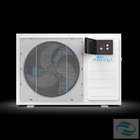 Pontaqua Comfort medence fűtő hőszivattyú 5kW  fűtő teljesítménnyel