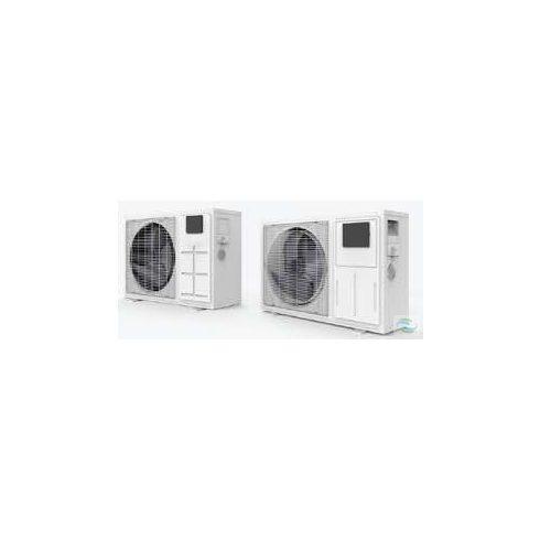 Pontaqua Comfort medence fűtő hőszivattyú 8kW  fűtő teljesítménnyel